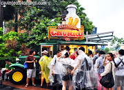. to buy a decent meal for all of us in Universal Studios Singapore! (hollywood churro co delightfully delicious pastry universal studios singapore buss large )