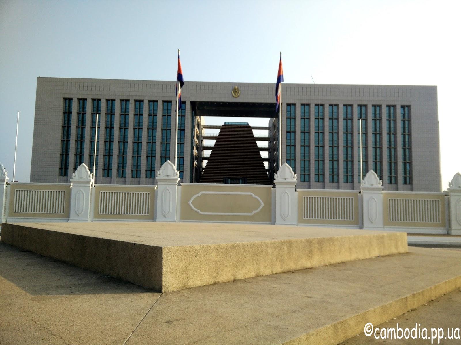 Пномпень экскурсии