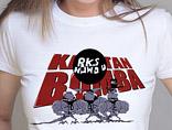 T-shirt Kapitan Bomba RKS HUWDU