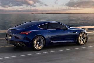 Buick Avista Concept (2016) Rear Side