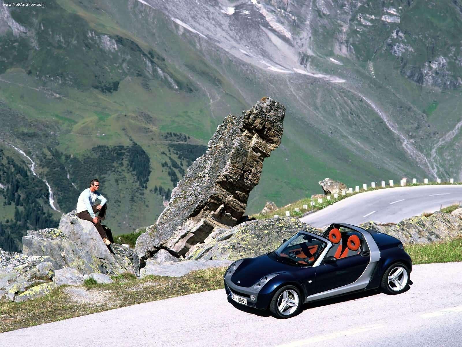 Hình ảnh xe ô tô Smart Roadster 2003 & nội ngoại thất