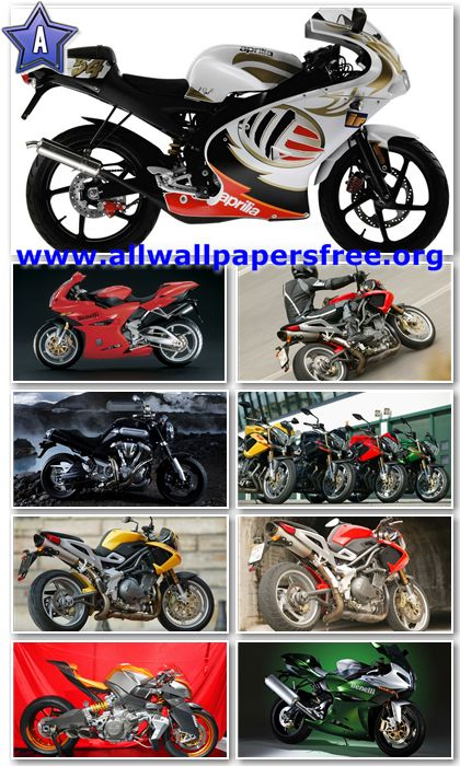 60 Amazing Motorcycles HD Wallpapers 1366 X 768 [Set 1]