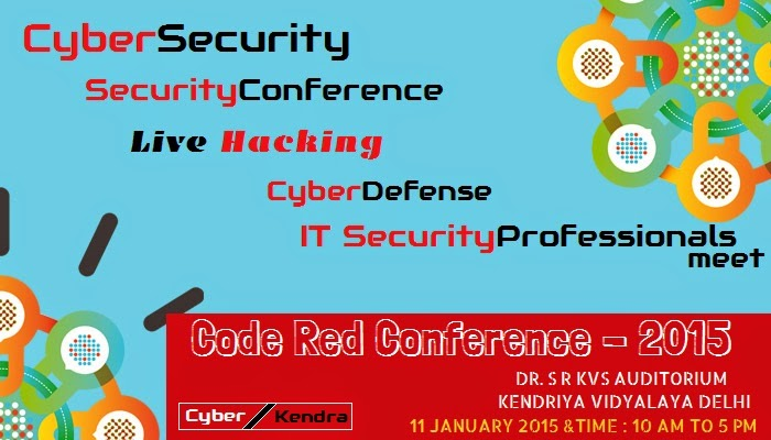 CodeRed Hacking Conference