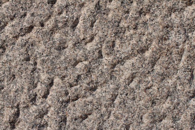 Marble Concrete Close