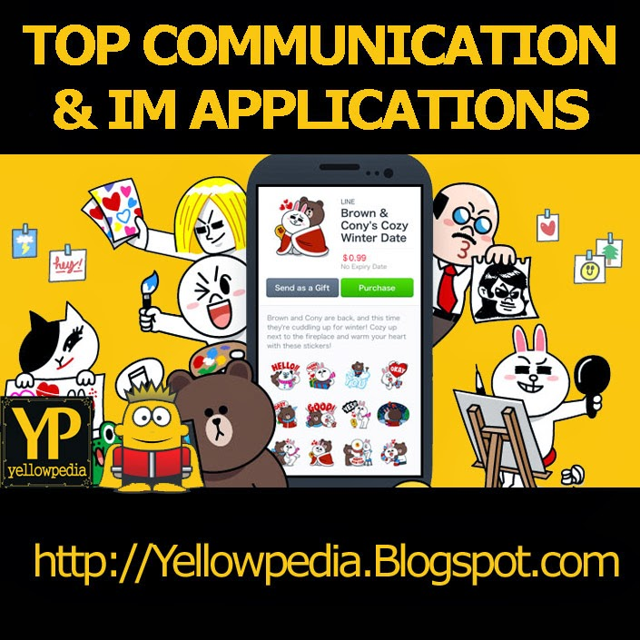 Top 10 most popular instant messaging apps in the world