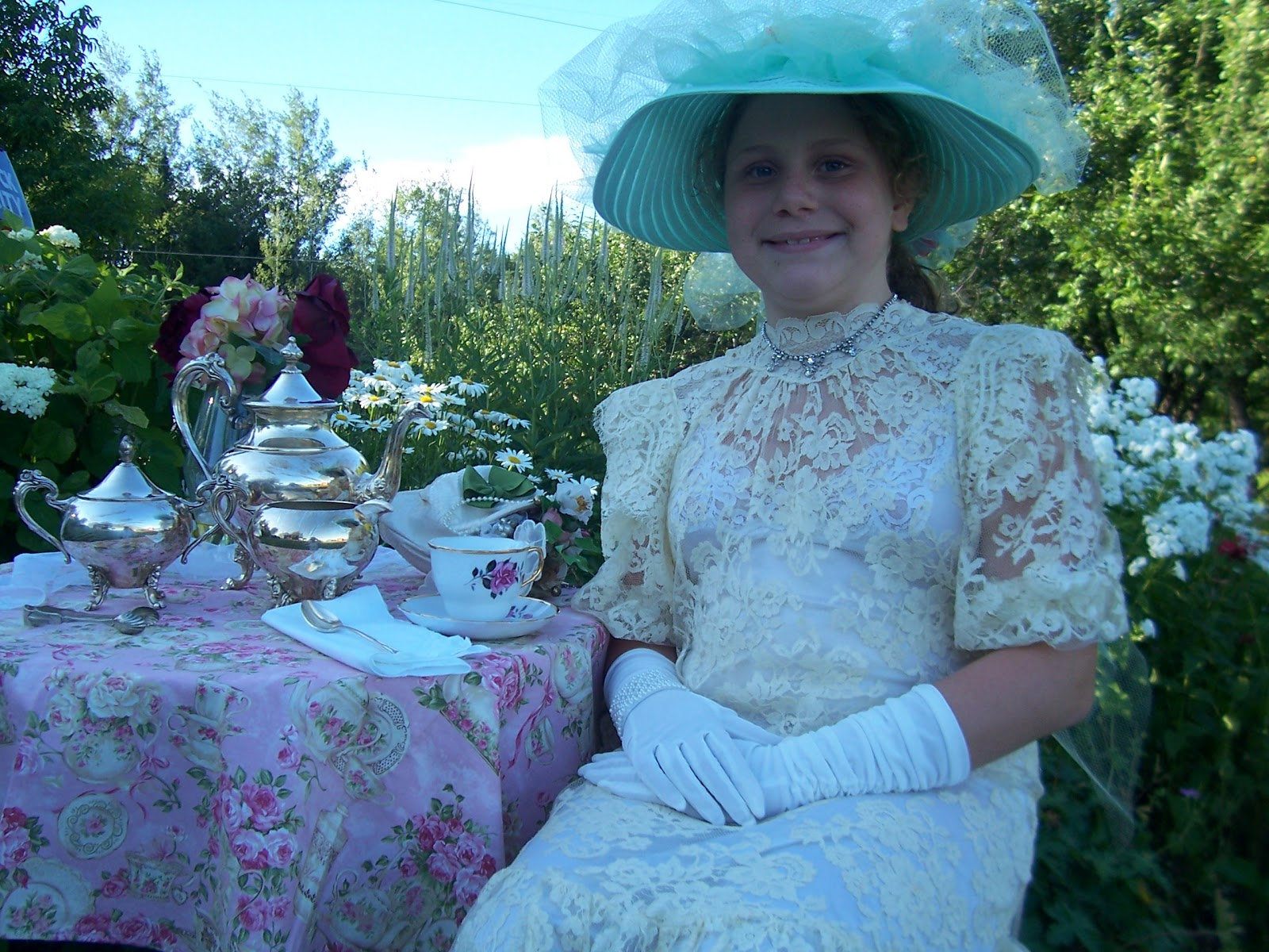 Two Cottages And Tea: A Victorian Tea