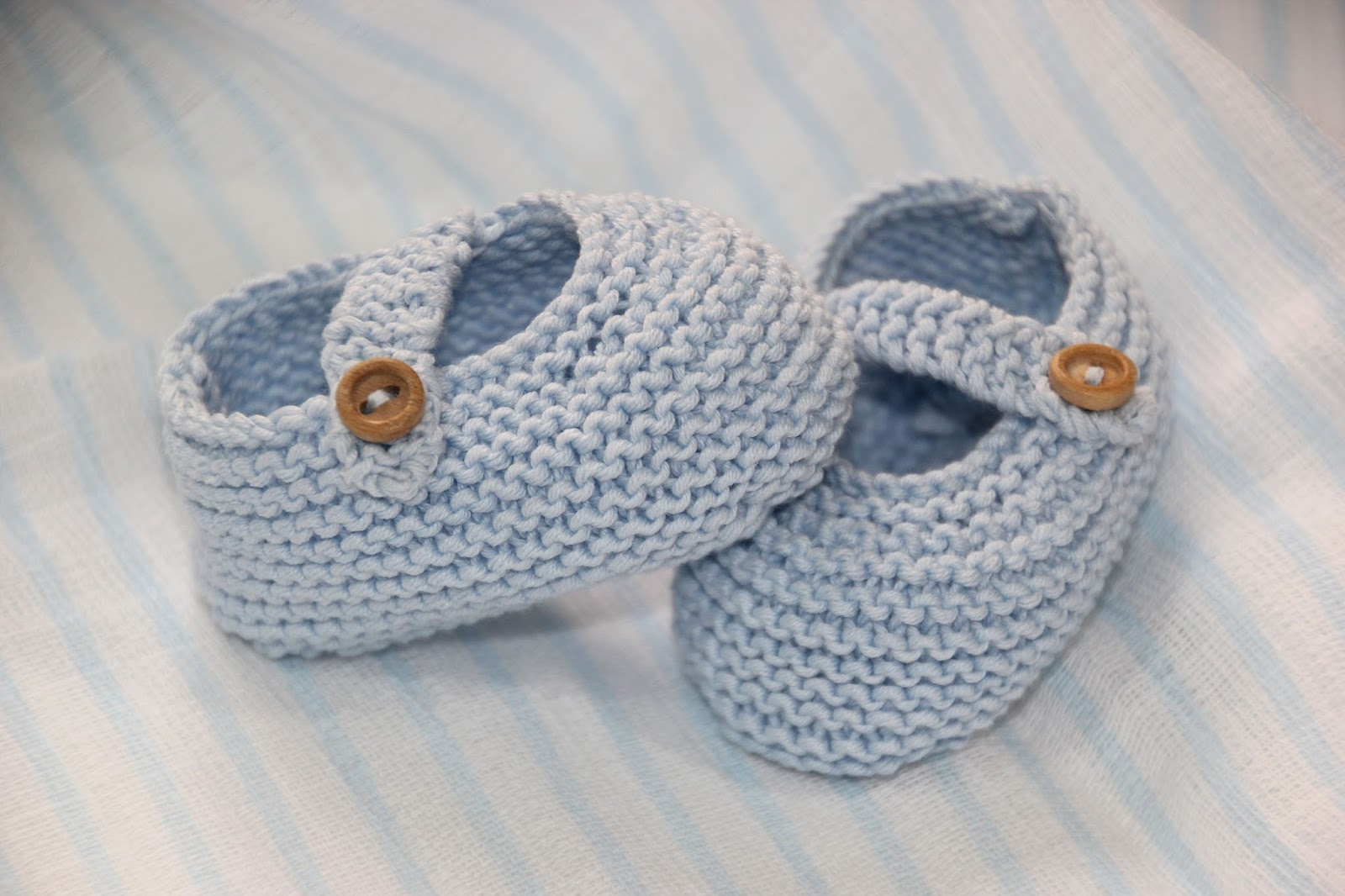 DIY TEJER: patucos zapatitos de bebe (patrones gratis) - Handbox ...