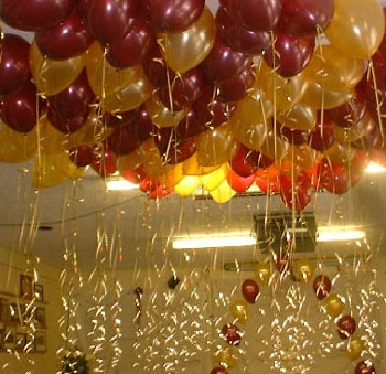 Additional Ceiling Balloon