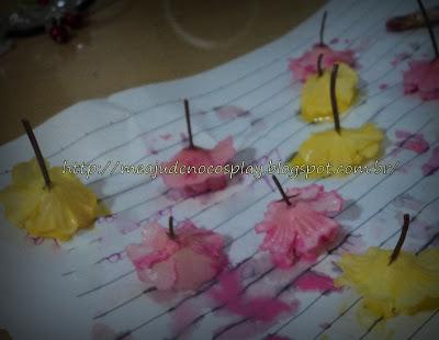 DIY - Coroa de Flores da Megurine Luka DSC03671