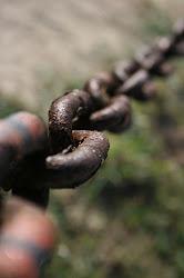 Estar a tu lado es como tirar de la cadena...
