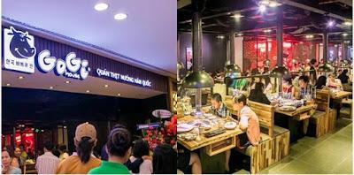 Địa điểm ăn uống Sài Gòn SC VivoCity