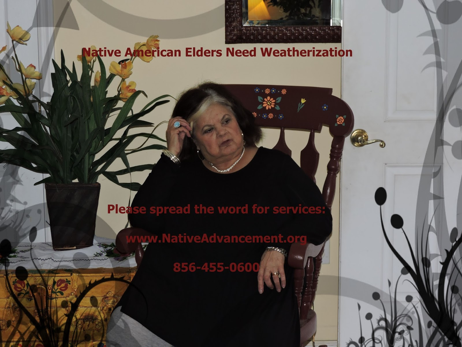 Native American Elders Need Weatherization!