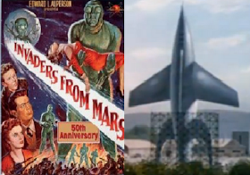 Retro Sci-Fi Weekend: 'Invaders From Mars'