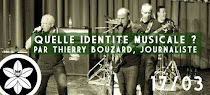 Quelle identité musicale ?, Thierry Bouzard