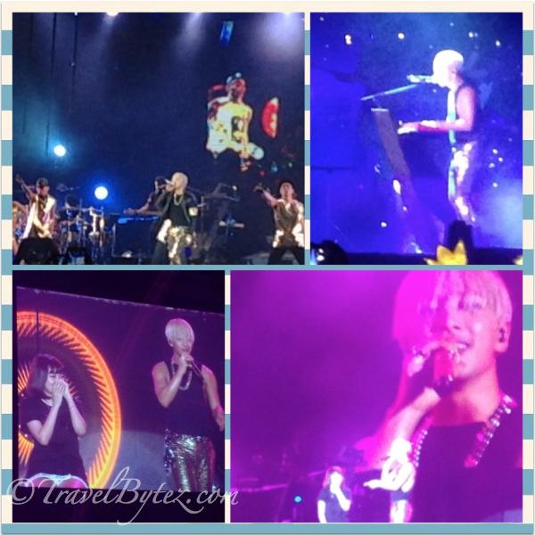 Taeyang's Rise Concert
