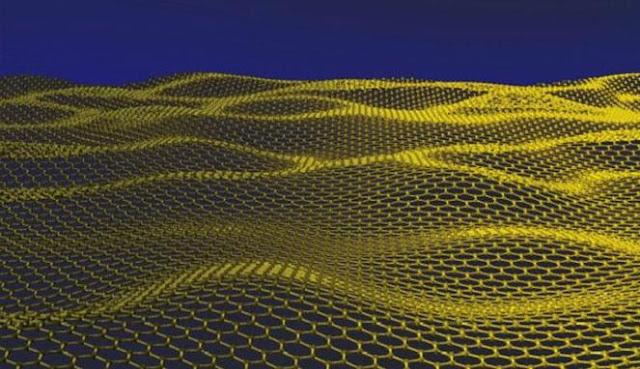 Graphene, Material Terkuat di Masa Depan?