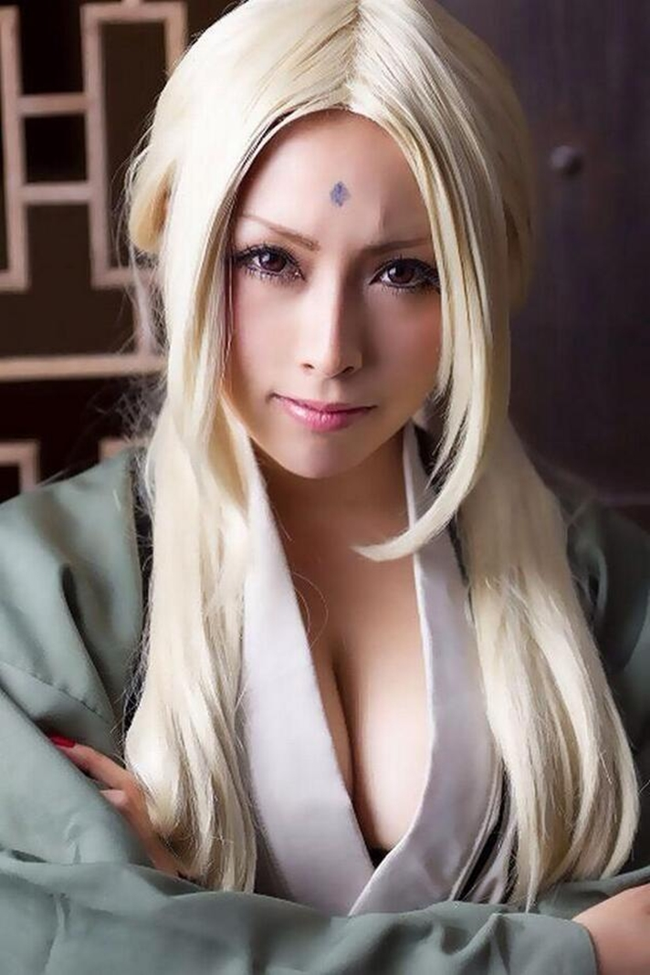 from Layton lady hinata cosplay sex video