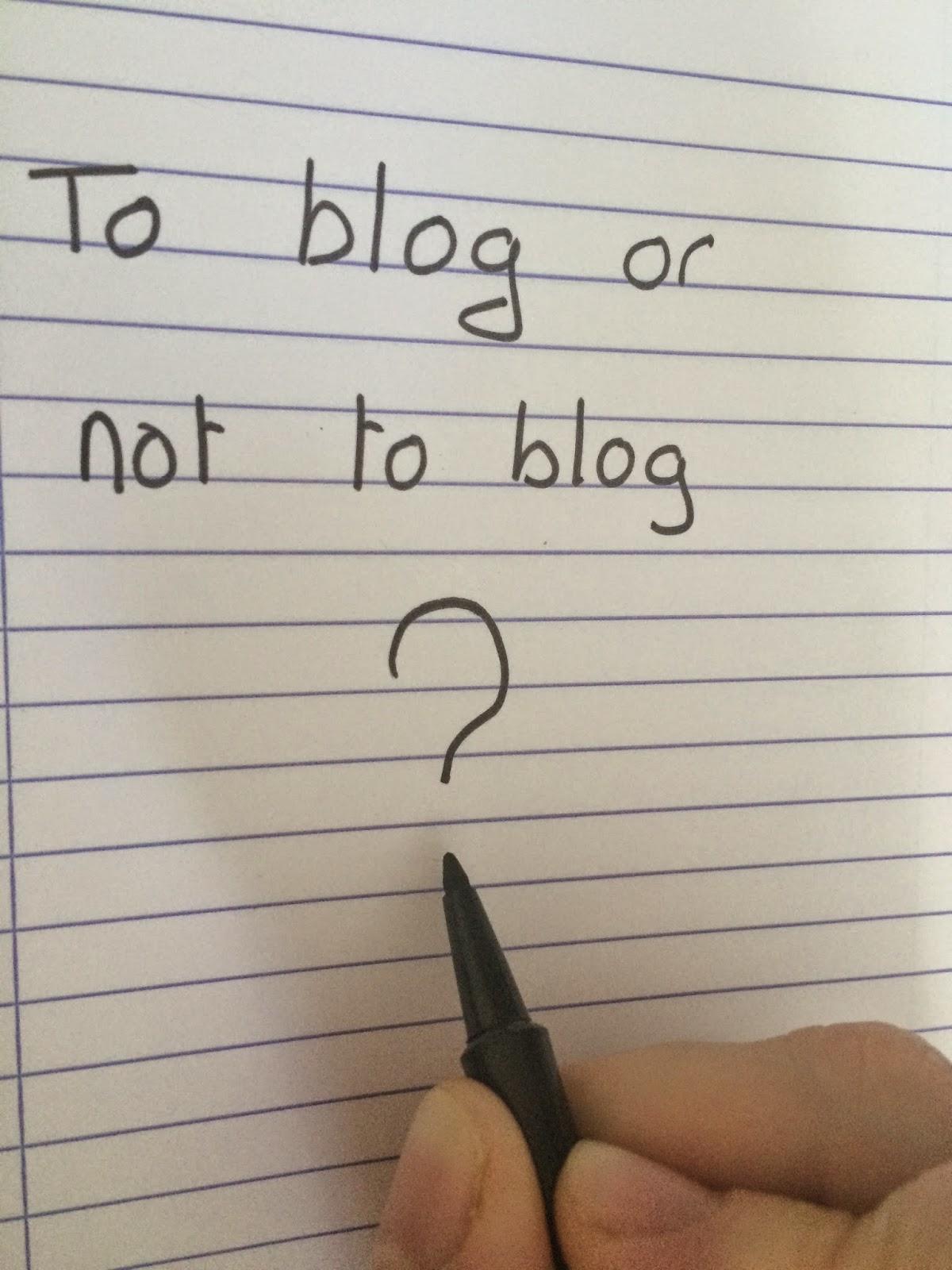 blogger ou non