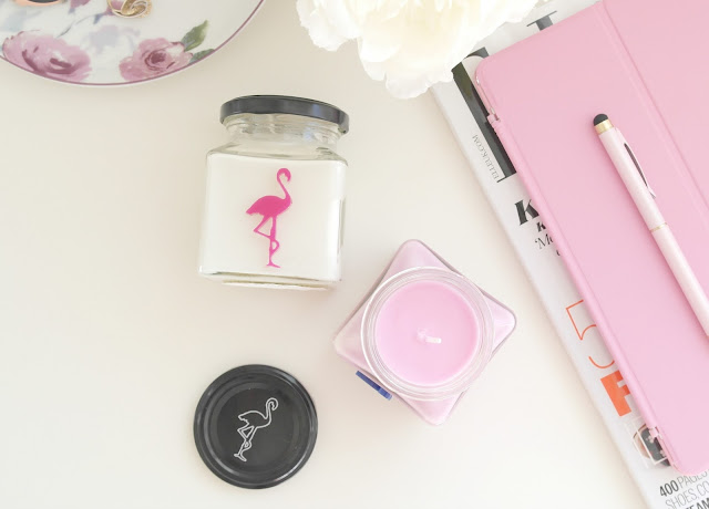 flamingo candles review