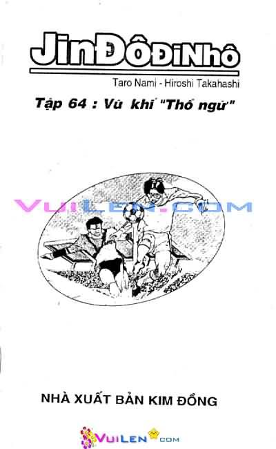 Jindodinho - Đường Dẫn Đến Khung Thành III Tập 64 page 1 Congtruyen24h