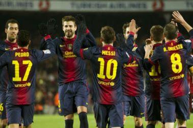 Barcelona Juara La Liga Spanyol Musim 2012/2013