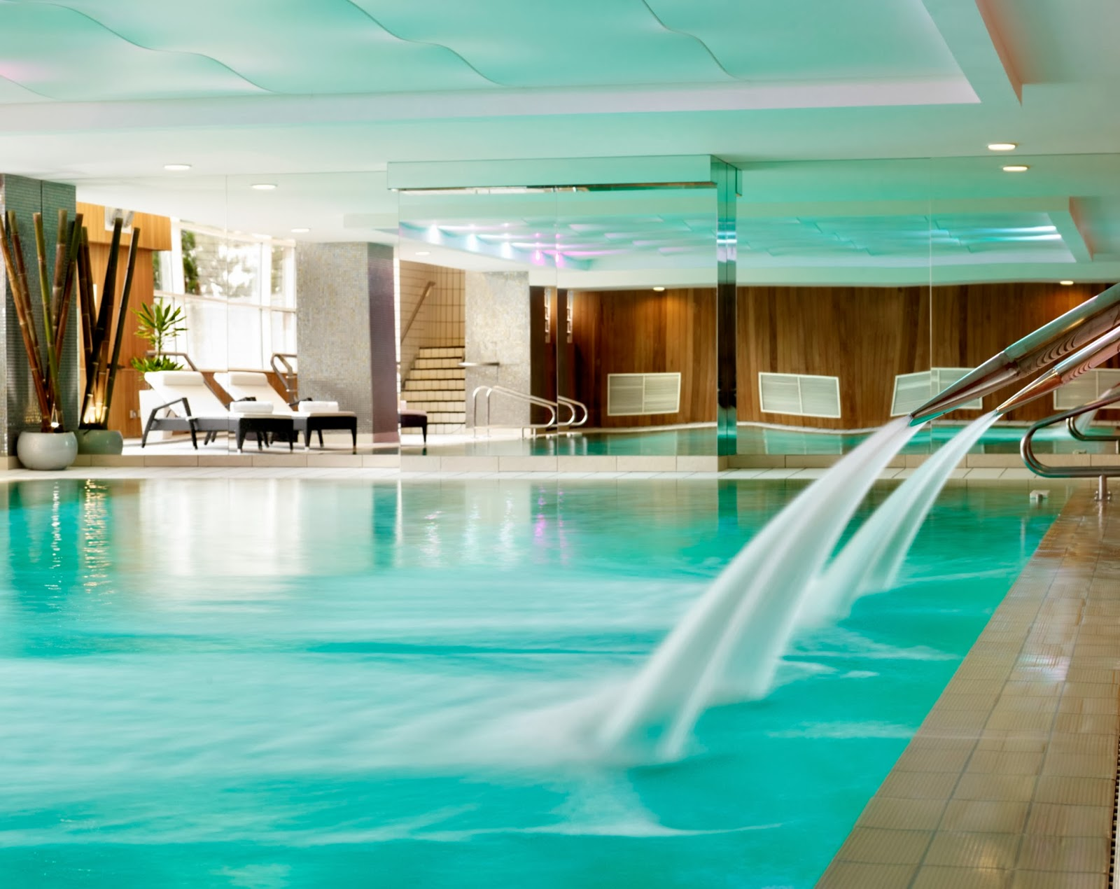 Southwestsix spa secrets in sw6 for Pool and spa show usa