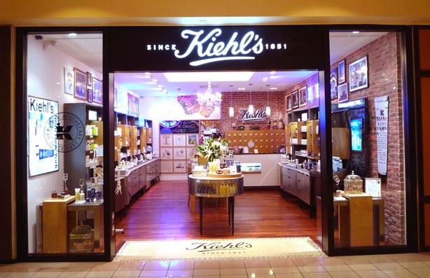 Loja de produtos de cabelo e pele Kiehl's em Nova York