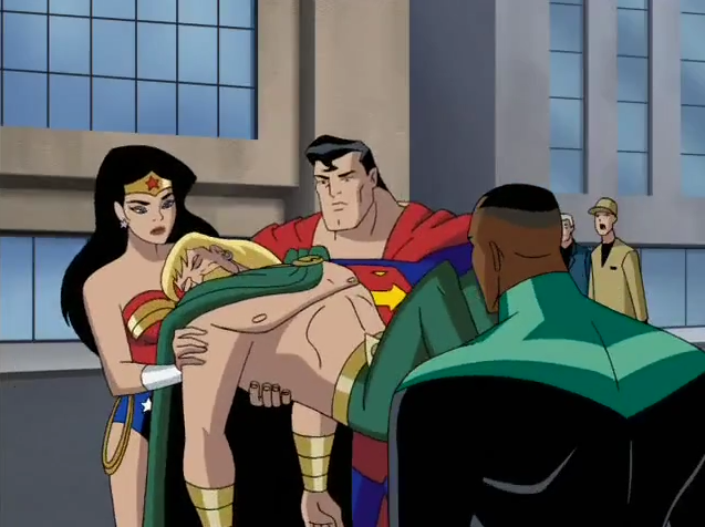 Justice League Episode 6