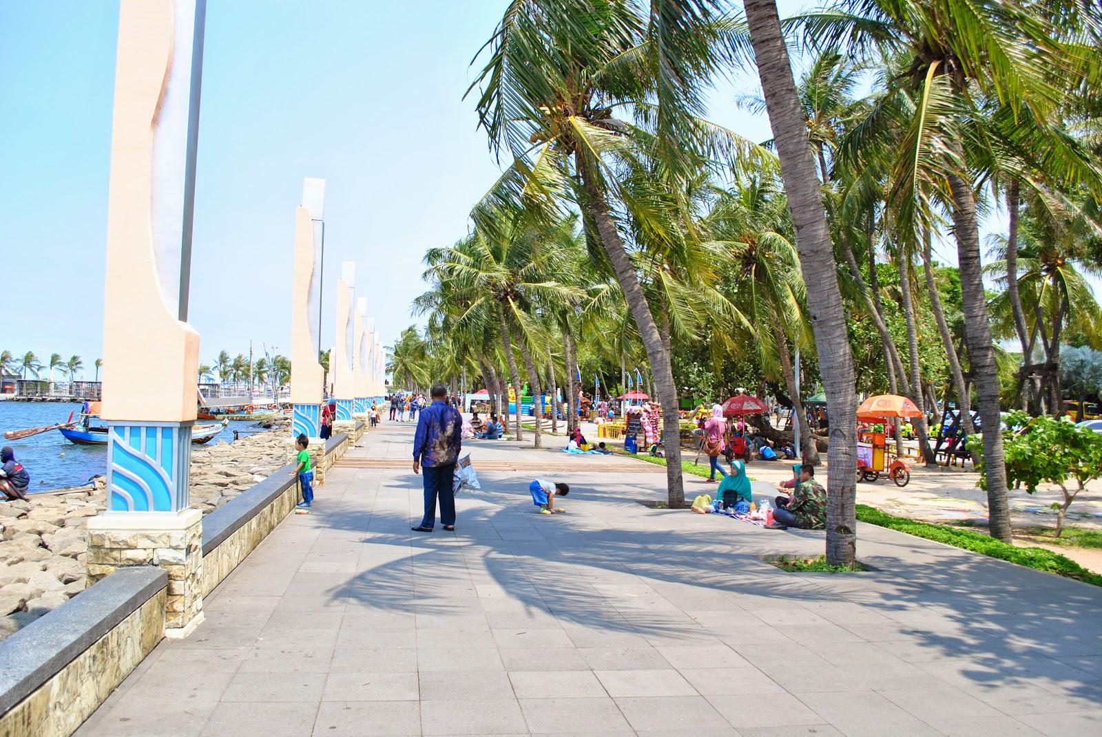 Sharing Informasi Pengetahuan Dan Pariwisata Pantai Ancol Jakarta