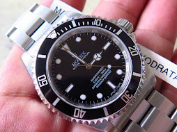 ROLEX SUBMARINER NODATE - ROLEX 14060M FOURLINERS - SERIE V 2010 - MINTS CONDITION