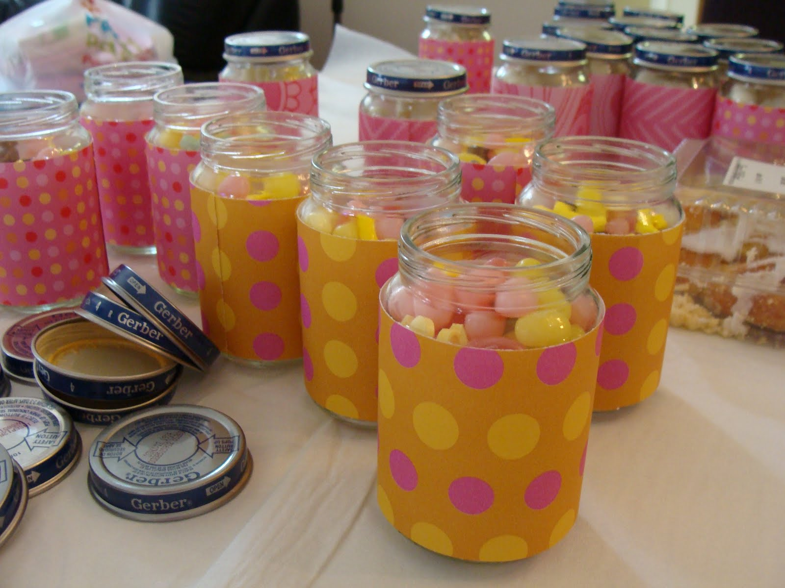 The Martha Initiative Cute baby shower favors