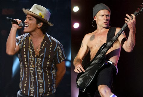Red Hot Chili Peppers Super Bowl Halftime Show Chatter Busy: Red Hot ...