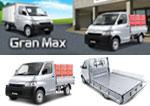 Eksterior Daihatsu Gran Max Pick Up