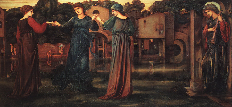 burne-jones stillman mill