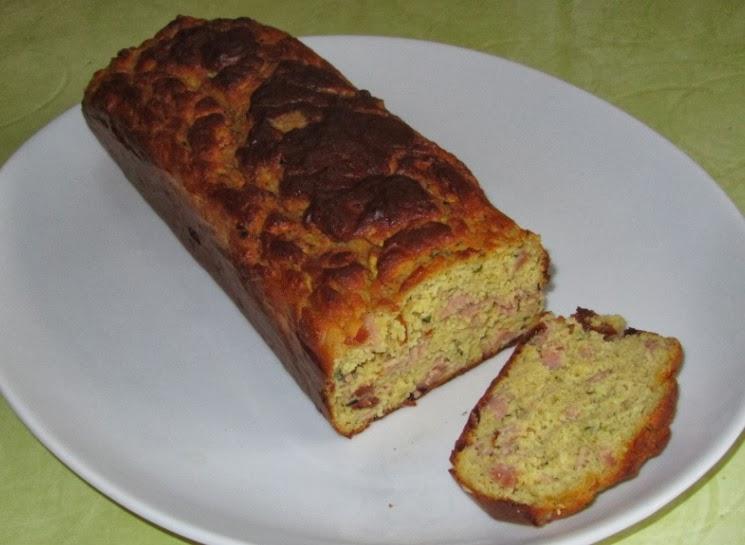 Cake Sal Ef Bf Bd Jambon Sans Farine