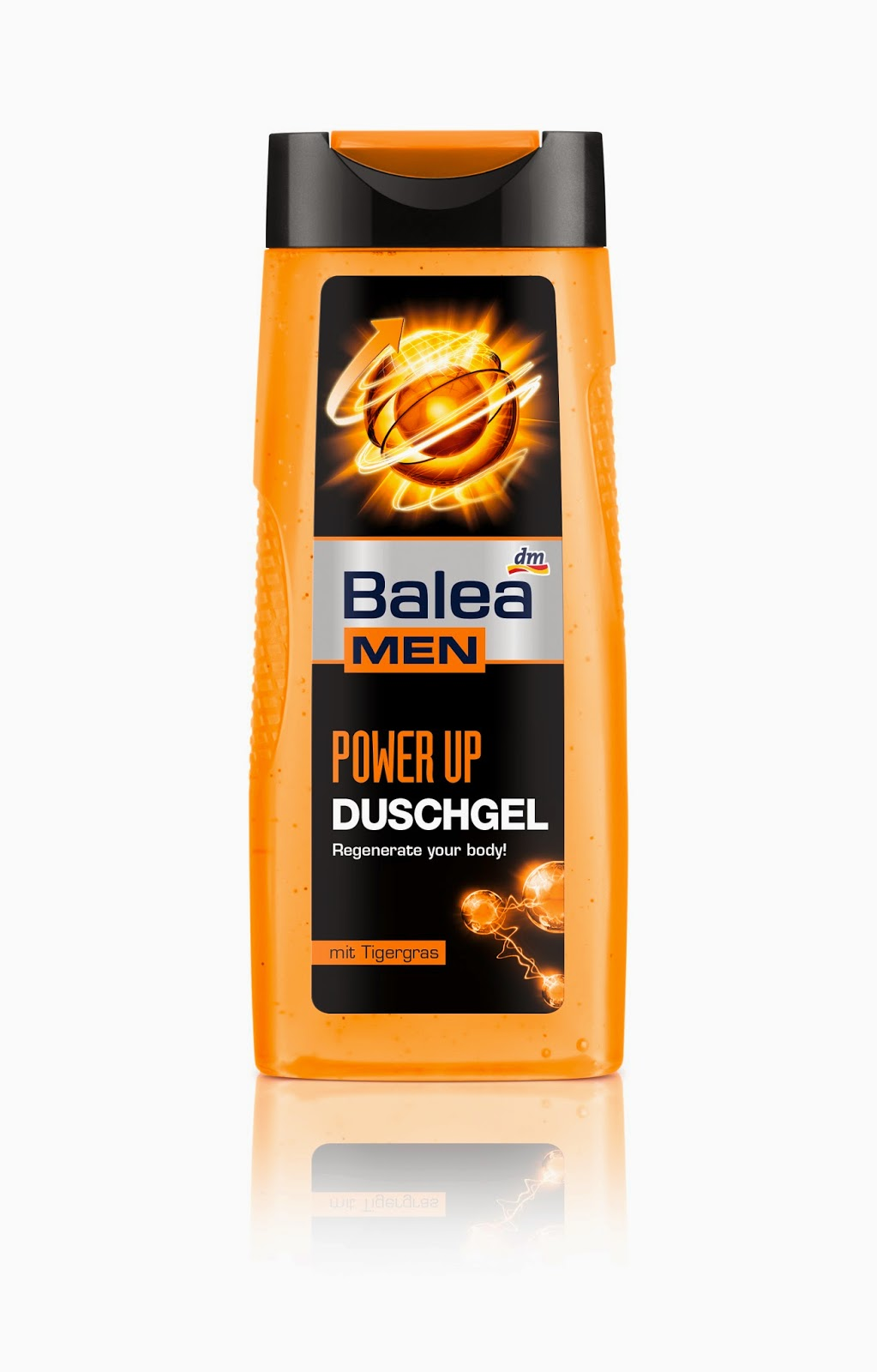 Balea MEN power up Duschgel - www.annitschkasblog.de