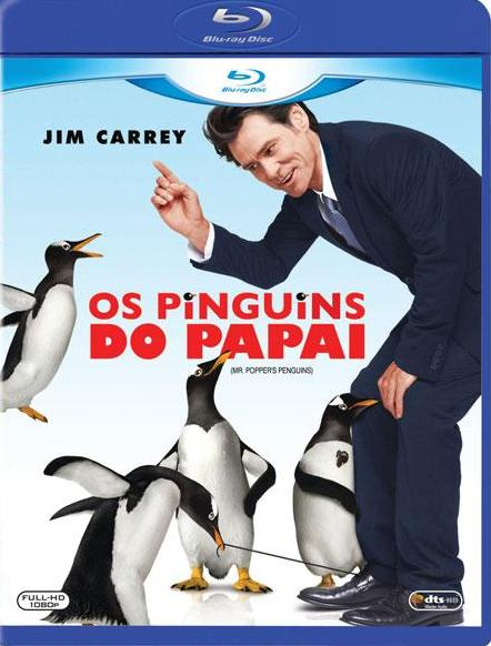 Filme Os Pingüins Do Papai   Dual Áudio   BluRay 480p