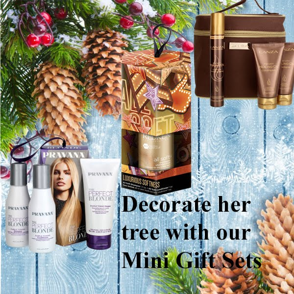 Mini Gift Sets - perfect for Stockings, Secret Santa & more!