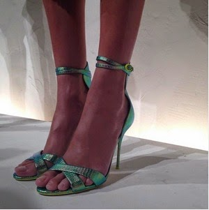 J. Crew SS15 NYFW shoes