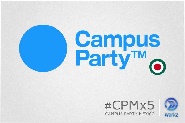 Campus Party México 2014 #cpmx5