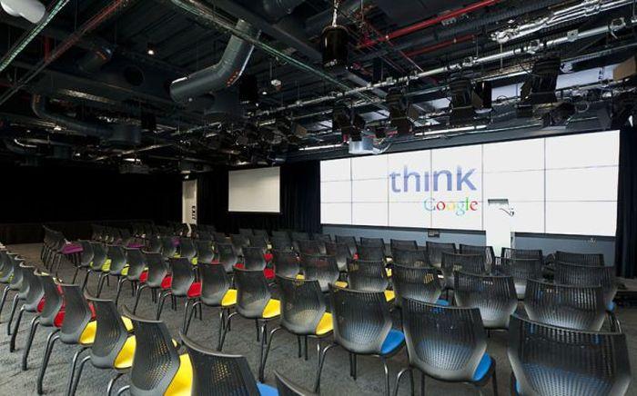 brandnew google office in london funwithnet28729 - New Google Office in London