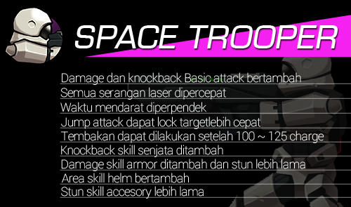 Hero Reform Space Trooper
