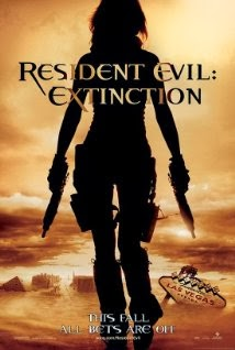 Resident Evil Extinction 2007 720p Bluray x264 – YIFY