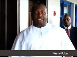 Ifeanyi Ubah, escaped suspected assassins