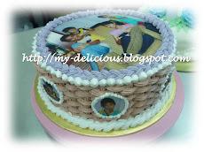 My Photo Cake