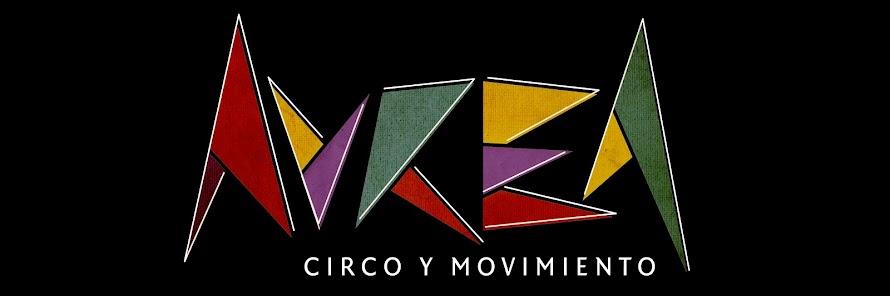 AUREA. circo y movimiento