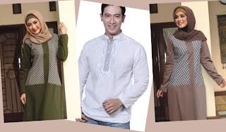 Model Baju Terbaru Muslim 2012