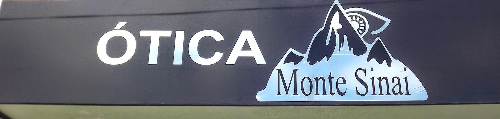 Ótica Monte Sinai