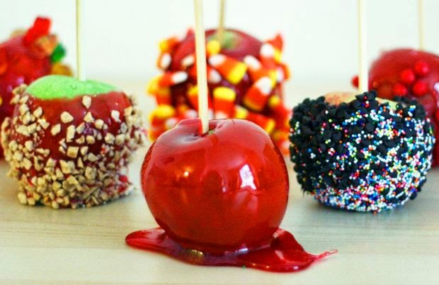 Easy Recipe For Making Candy Apples Goodiy