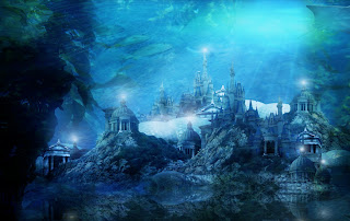 The Lost City of+ Atlantis